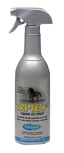 Tri Tec 14 Insetticida Insettorepellente Spray Pronto All'uso Per Cavalli - 600ml