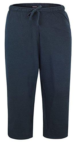 Redfield Pantalones de chándal Oversize, 2xl-8xl:8XL, Farbe:Dunkelblau