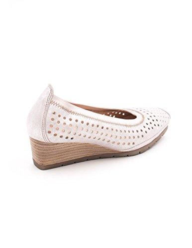 Zapato Hispanitas Mujer 87009 Plata 38 Gris