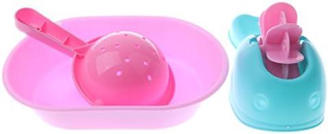 MagiDeal Jouets de de de bain Figurines de poupées Jeux à domicile   pour Bébés  s Accessoires | Moderne  311463