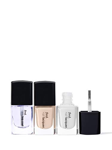 re Nagellack 3er-Pack (n.1, n.2, Top Coat) ()