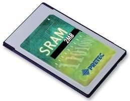 MEMORY,SRAM,2MB,PCMCIA,BATTERY S65002 By PRETEC