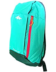 (Mint Green / Turquoise) - QUECHUA ARPENAZ 10 Litre HIKING BACKPACK - (Mint