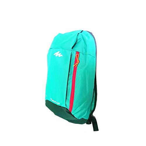 11fc787450a4 (Mint Green   Turquoise) - QUECHUA ARPENAZ 10 Litre HIKING BACKPACK - (Mint