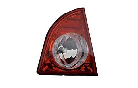 Chevrolet Malibu LTZ Driver Side Replacement Tail Light by Top Deal
