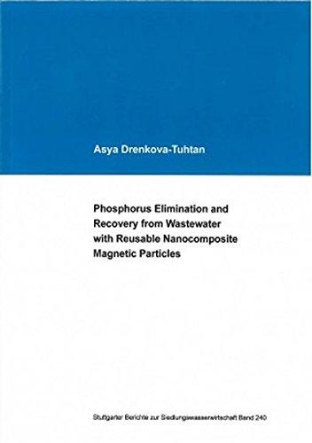Phosphorus Elimination and Recovery from Wastewater with Reusable Nanocomposite Magnetic Particles (Stuttgarter Berichte zur Siedlungswasserwirtschaft)