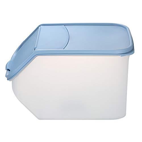 Renaisi Messgerät Vorratsbehälter Mit Messbecher Vorratsbehälter Set Feuchtraumbehälter Vorratsbehälter Mit Klappdeckel Für die Küche