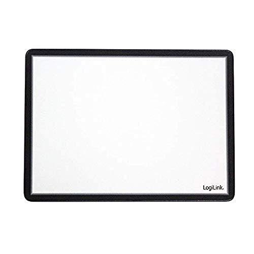 LogiLink ID0134 Mauspad mit Foto oder Infoblatt Einschub 235mm x 190mm transparent