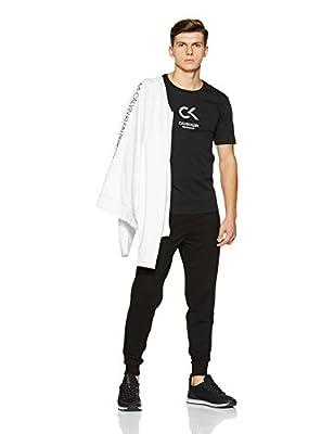 Calvin Klein Performance Stretch Cotton Regular Fit Short Sleeve T-Shirt
