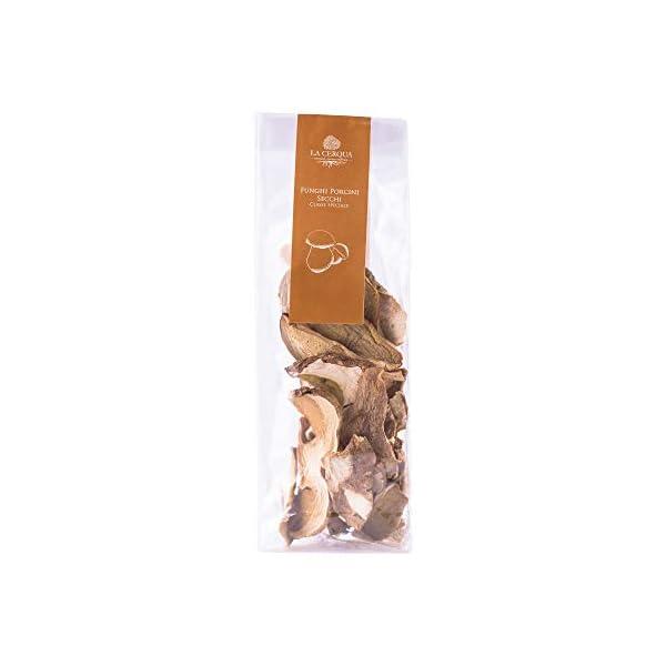 Funghi porcini secchi classe speciale - 50 gr - La Cerqua