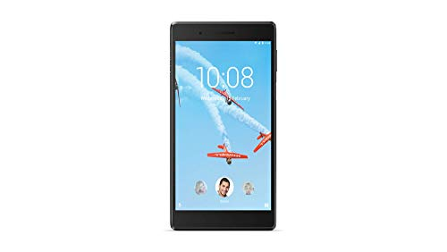 Lenovo Tab 7 17,7 cm (7,0 Zoll HD IPS Touch) Tablet-PC (Mediatek MT8161 Quad-Core, 2GB RAM, 16GB eMCP, Wi-Fi, Android 7.1.1) schwarz -