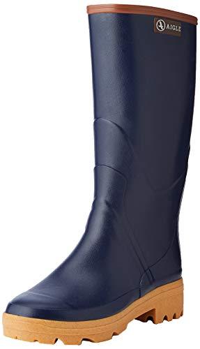 Aigle Chambord PRO 2 Lady, Stivali di Gomma da Lavoro Donna, Blu (Indigo 001), 39 EU