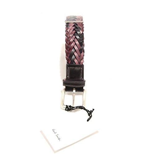 91385 cintura PAUL SMITH accessori uomo belts men [95 CM /36]