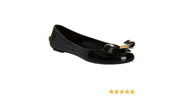 036143cb66826 Ted Baker Escinta Jelly Ballerina Black - 7 UK  Amazon.co.uk  Shoes   Bags