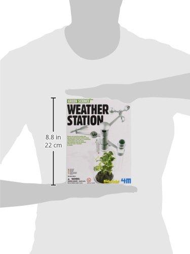 Imagen 9 de Great Gizmos Weather Station Reciclaje (4M 4367)