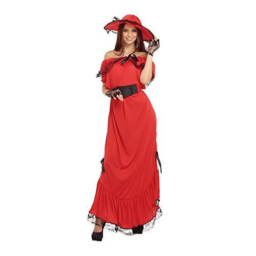Partychimp Scarlet O' Hara (OneSize 38/40) (Scarlet Ohara Kostüm)