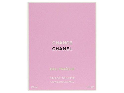 Chanel Chance Eau Fraiche Eau De Toilette Spray, 150 ml