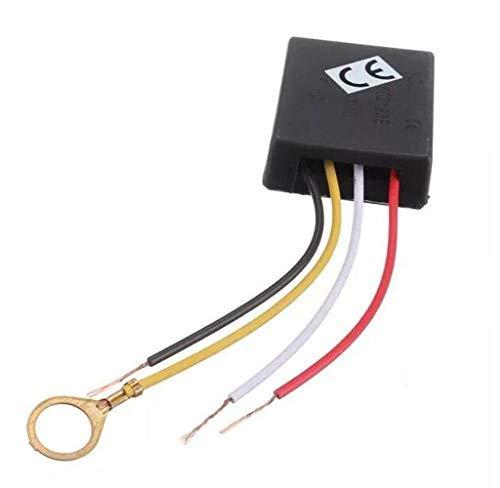 SUCAN AC 220 V 3 Wege Touch Control Sensor Schalter Dimmer Lampen Schreibtisch Licht Teile -