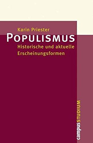 Populismus: Historische und aktuelle Erscheinungsformen (Campus »Studium«)