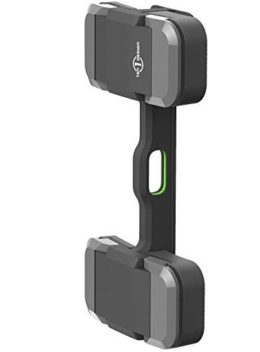 Ten One Design t1-mult-200Trittstufe + Halterung für große Tablet und tragbare Monitore–Grau