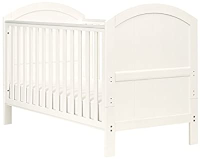 Mothercare Marlow Cot Bed, White