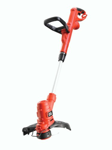 BLACK+DECKER ST4525-GB Corded Grass Strimmer, 450 W Test