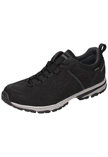 Meindl  3949 46,  Scarpe da camminata ed escursionismo uomo nero