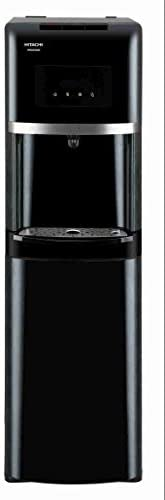 Hitachi Bottom Loading Water Dispenser HWDB30000 Black C, 1 Year Warranty