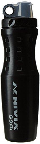 Nivia G 20-20 Plastic Sipper (Black) 600ml
