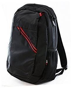 Navitech Rucksack für Dell Inspiron 15 7000 39,6 cm (15,6 Zoll) Laptop, Schwarz - Dell Inspiron 7000