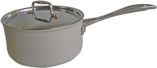 Beka Chef-Eco Logic Non-Stick Sauce Pan and Lid, 18cm