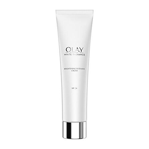 Olay White Radiance Advanced Whitening Skin Cream Moisturizer, SPF 24, 20g