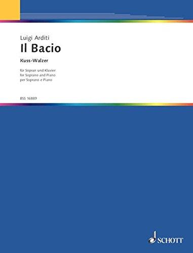 Bacio ( Kusswalzer ) Chant
