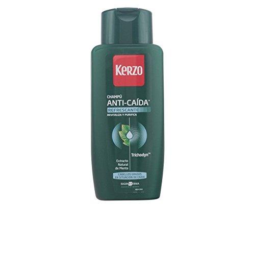 Kerzo Rifrescante Graso Set di 2 Shampoo - 800 ml