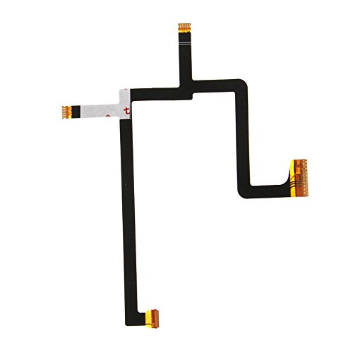 Lukuki Flex Ribbon Cable For DJI Phantom 2 Vision Plus Gimbal Camera  Connector P2V+