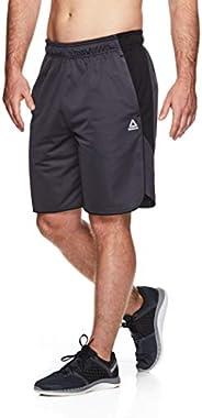 Reebok Men's Drawstring Shorts - Athletic Running & Workout Short w/