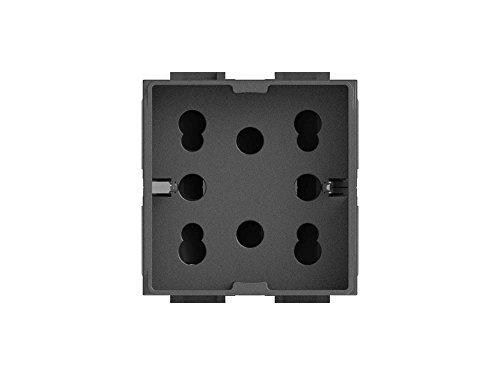 4Box 4B.L.H21 Presa Multistandard 1 Schuko o 2 Bipasso...
