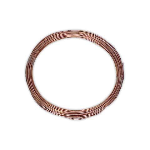 DOJA Industrial   Kapillar-Kupfer ext.2,45mm int.1,25 x   Kapillarrohre 15 m