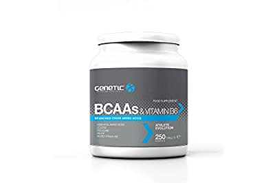 BCAAs & Vitamin B6 Tablets