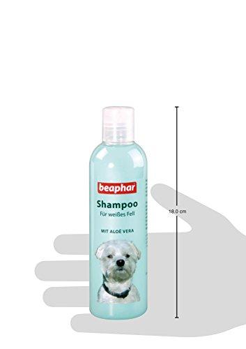 Beaphar – Hunde Shampoo für weißes Fell – 250 ml - 4