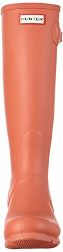 Hunter Original Tall (W23499) - Stivali Uomo, , taglia Orange (Sunset)