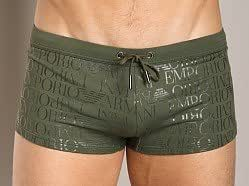ARMANI swimming trunk