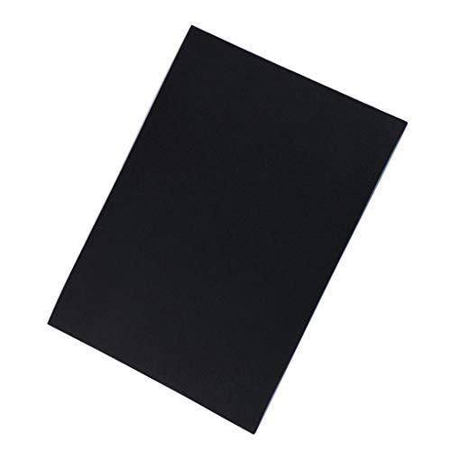 EVA Schaum Platte Schaumstoff Schaumstoffplatten zum Basteln 350 x 500 mm - 10mm -