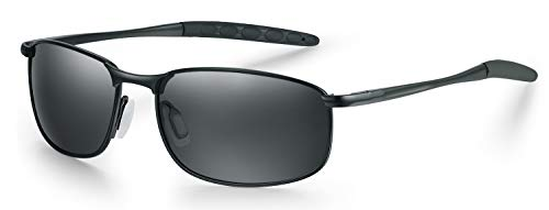 WHCREAT Herren Autofahren Polarisierte Sonnenbrille mit UV 400 Schutz
