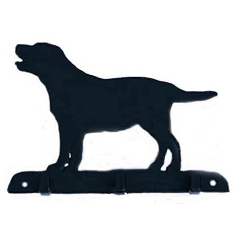 Labrador 3 Hook Key