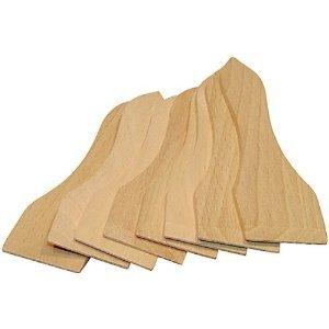 Hofmeister - Paletas de madera para raclette (8 unidades)