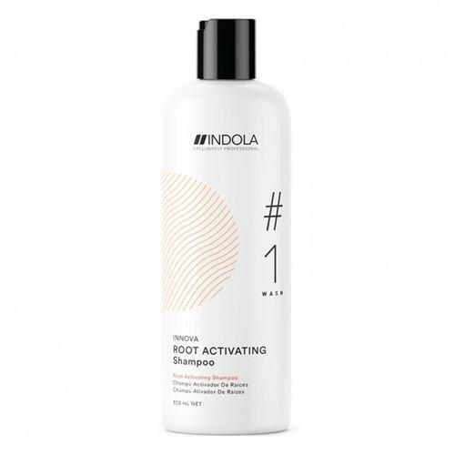 Indola spa shampoo, innova root activating shampoo, 300ml