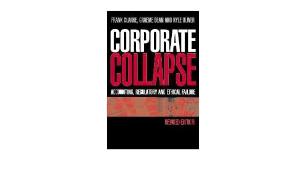 hih collapse ethical issues