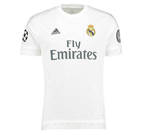 2ª Equipación Real Madrid 2015/2016 – Camiseta oficial adidas