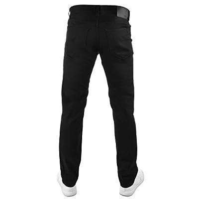 Mens HUGO BOSS Black Maine 3 Jeans Black
